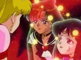 Sailor Moon Gibt Niemals Auf
